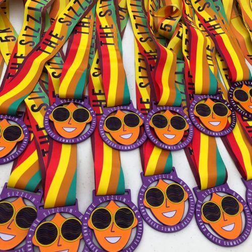 Sizzlin Medals
