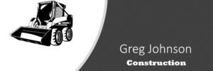 Greg Johnson Constrution