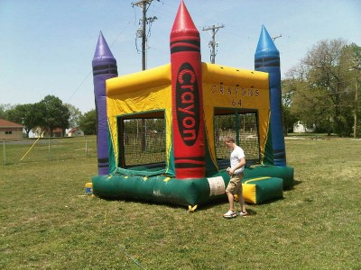 Bounce House Young