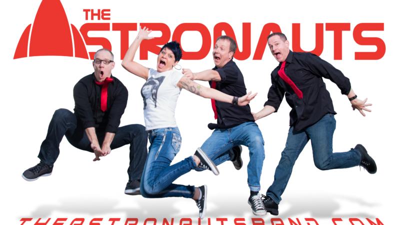 The Astronauts Promo