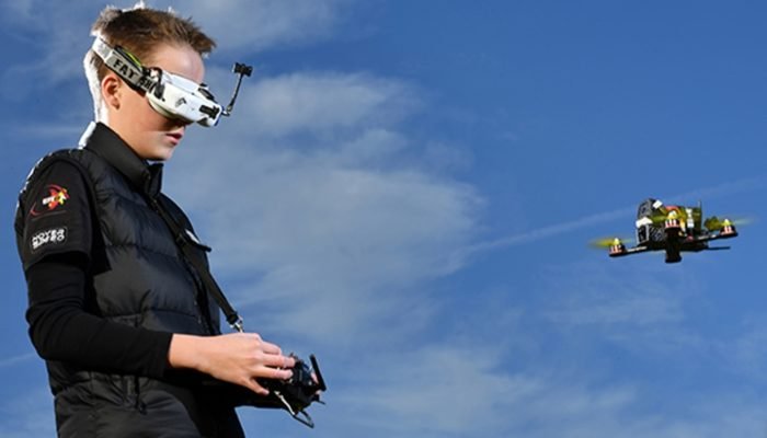 Drone racing 2