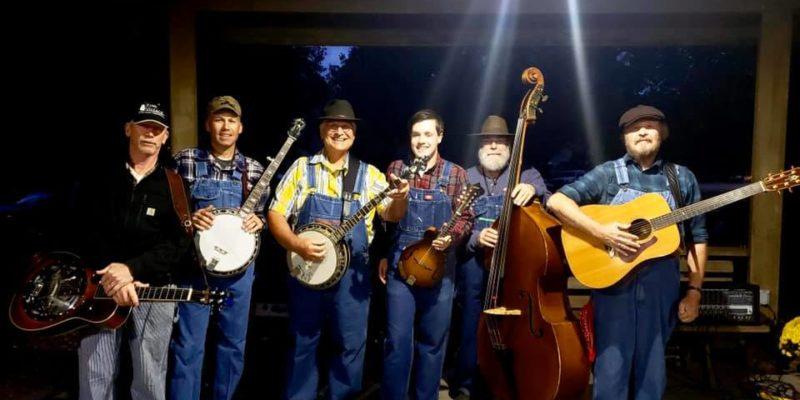 Smokey Valley Bluegrass Band