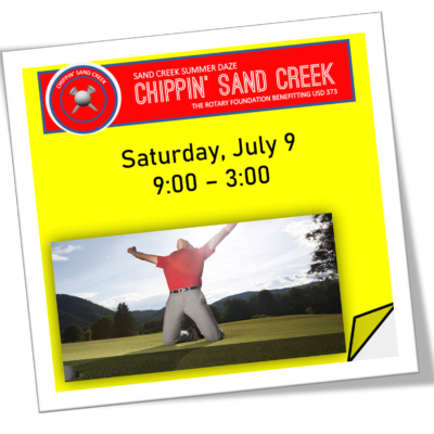 Cgippin Sand Creek Picture