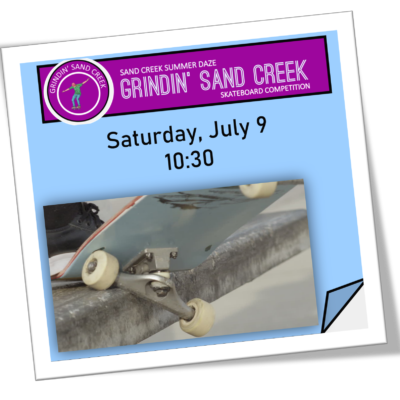 Grindin' Sand Creek Picture