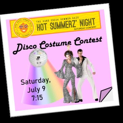 Hot Summerz Disco Picture