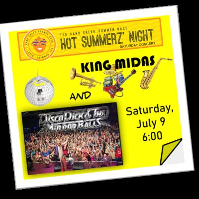Hot Summerz' Night Picture