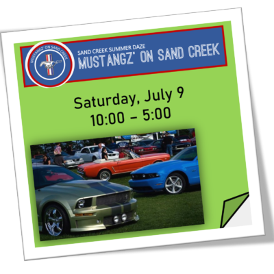 Mustangz On Sand Creek Picture