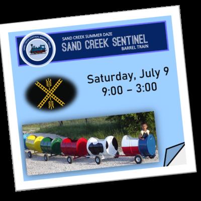 Sand Creek Sentinal Picture