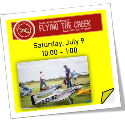 Flying The Creek Picture
