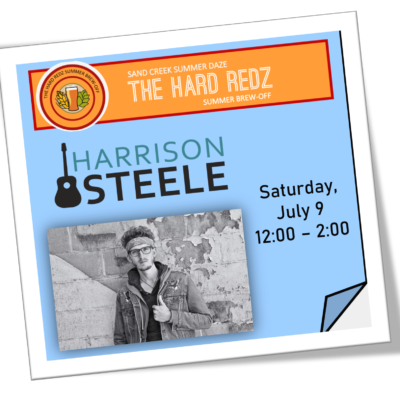 Harrison Steele Picture